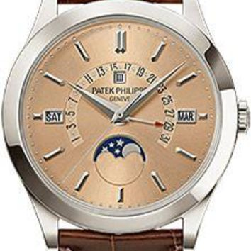 Patek Philippe - Grand Complications Perpetual Calender Retrograde