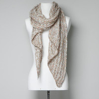 MULTICOLOURED THREAD SCARF - Scarves - Accessories - Woman - ZARA Canada