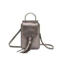 Dory Pewter Bag