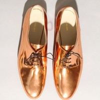 Copper brogues [Ver8322] - $219 : Pixie Market, Fashion-Super-Market