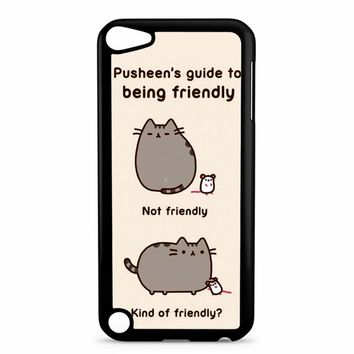 I M Pusheen The Cat 3 iPod Touch 5 Case