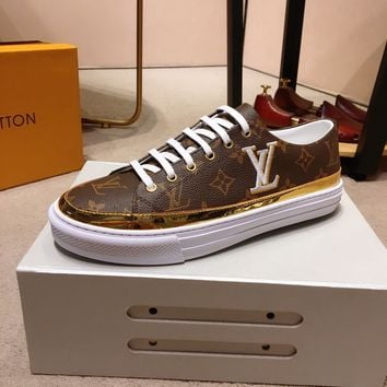 LV Women Men New Fashion Casual Shoes Sneaker Sport Running Shoes