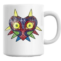 DCCKU7Q Video Game Logo Mask Mug