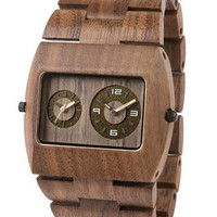 Juniper WeWood Watch - Nut Brown