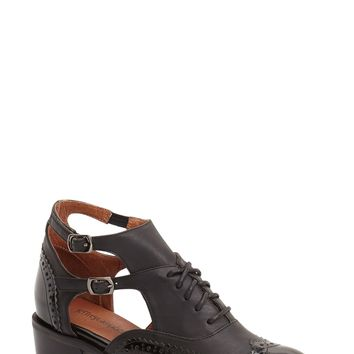 Jeffrey Campbell 'Delaney' Cutout Oxford (Women) | Nordstrom