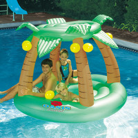Swimline Oasis Island Float