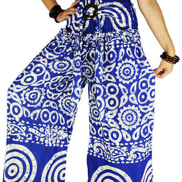 Palazzo Pants Sewing Pattern Gypsy Pants From Ideaidomshop On