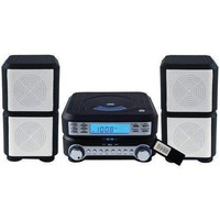 Sylvania Am And Fm Cd Micro System (pack of 1 Ea)