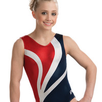 Nautical Beauty Tank Leotard from GK Elite