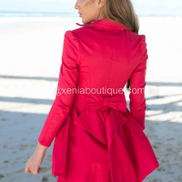 From Paris With Love Jacket (Red)