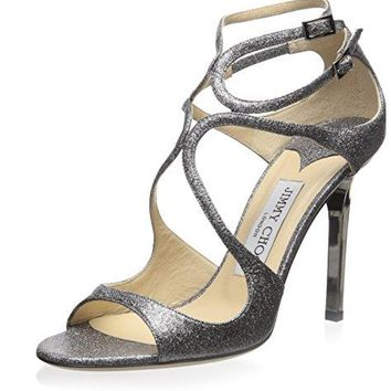 JIMMY CHOO Women's Lang Sandal