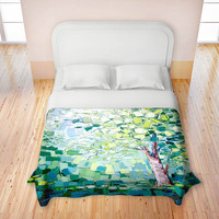 Artistic Duvets by DiaNoche Designs, Breeze