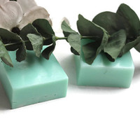 Mint Soap - Cucumber Melon Soap - Rosemary Mint Soap - Vanilla Mint Soap -  Mint Chocolate Soap -  Handmade Bar Soap - Mint Sugar Soap