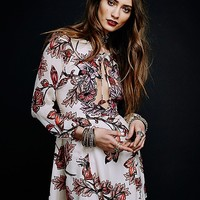 For Love & Lemons Sierra Mini Dress at Free People Clothing Boutique
