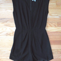 Twilight Black Party Romper