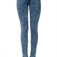 Best Basic Acid Wash Skinny