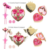 Sailor Moon Collection Special Earphones with an Earphone Case (Cosmic heart Compact)
