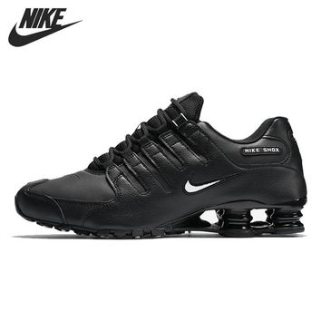 Original New Arrival 2018 NIKE SHOX NZ EU Men s Running Shoes Sn d896e1c8f9