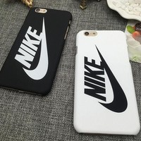 NIKE Popular Print iPhone  s Plus sPlus   Plus Phone Cover Case