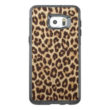 Leopard OtterBox Samsung Galaxy S6 Edge Plus Case