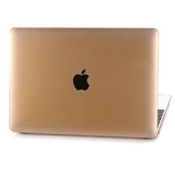 "Gold Rubberized Matte Hard Case Cut out Cover for Macbook AIR  13"" PRO 13"" 15"" Retina 12"" 13"" 15"" N0019"