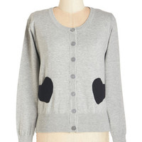 Darling Short Length Long Sleeve Love Comes Easily Cardigan