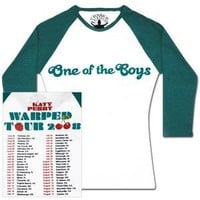 Katy Perry - One of the Boys Raglan