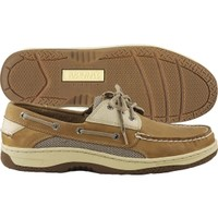 Sperry Top-Sider Men's Billfish Wide Boat Shoes - Tan | DICK'S Sporting Goods