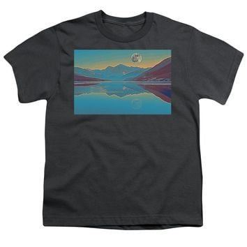 Nordic Landscape - Youth T-Shirt