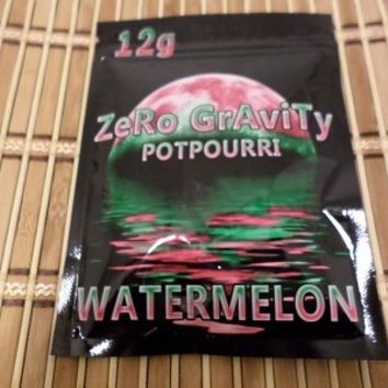 ZERO GRAVITY POTPOURRI WATERMELON 12G - Relax your Mind