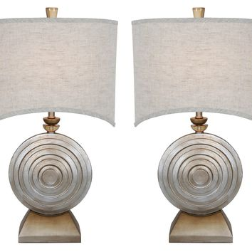 Van Teal 131872PR Ofra 29Table Lamps Set