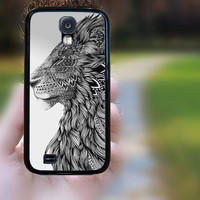 Lion,Samsung Galaxy Note 2 case,Samsung Galaxy S4 Active case,Samsung Galaxy S4 case,Samsung Galaxy S5 case,Samsung Galaxy S3/S4 Mini case.
