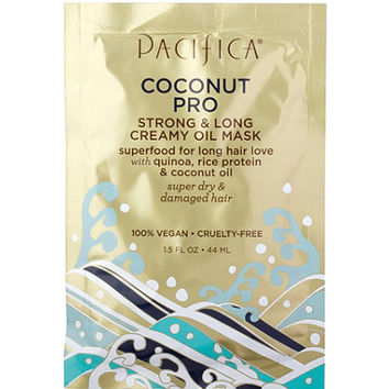 Coconut Pro Strong & Long Creamy Oil Single Use Mask