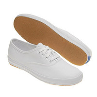 Champion White Canvas Keds
