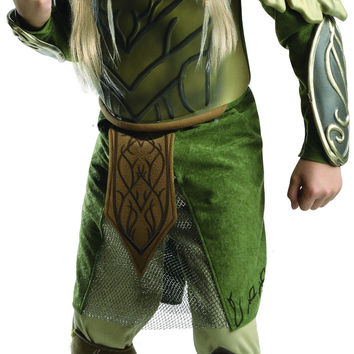 Boys Lord of the Rings Deluxe Legolas Costume