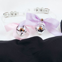 Bow Bell Choker from Pocket Tokyo