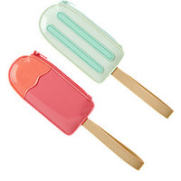 Patent Popsicle Coin Purses Two-Pack