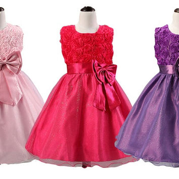 Toddler Special-Occasion Dresses