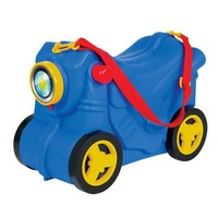 Ride-on Suitcase BLUE