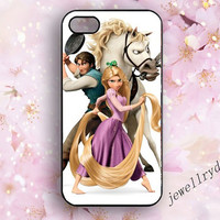 Tangled Disney iphone 5 case,couple iphone 5/5s case,customized cover iphone 4/4s case,Disney samsung galaxy s3/s4/s5 case