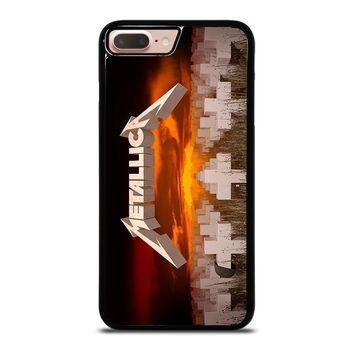 METALLICA MASTER OF PUPPETS iPhone 8 Plus Case Cover