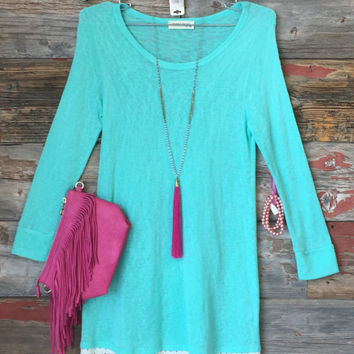 Sweet Melodies Tunic Dress