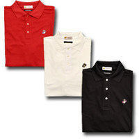 Men's Performance Pique Polo  (3 Colors)