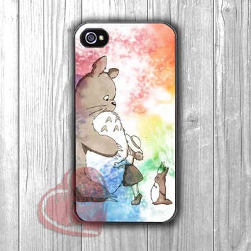 Fluffy Totoro - fzd for iPhone 4/4S/5/5S/5C/6/ 6+,samsung S3/S4/S5,samsung note 3/4