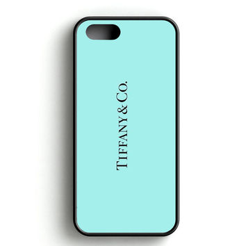 Color Branding Tiffany Blue Box Logo iPhone 4s iPhone 5s iPhone 5c iPhone SE iPhone 6|6s iPhone 6|6s Plus Case
