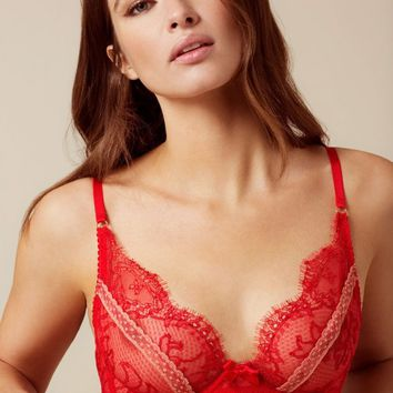 Alannah Bra Red