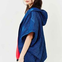 Quilted Cocoon Jacket