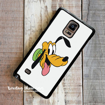 Pluto The Dog  Samsung Galaxy Note 4 Case Cover for Note 3 Note 2 Case