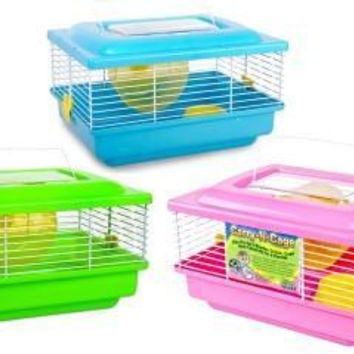 Critter Ware Small Animal Cage & Carrier
