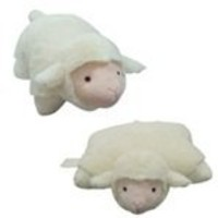 "SMALL LAMB PILLOW PET, ""ANIMALLOW"" BRAND, 11"""